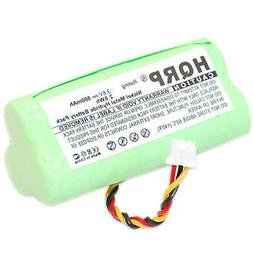 HQRP Battery for Motorola SYMBOL LS4278 LS-4278 LS4278-M
