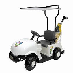 National Products 6V Battery Operated Jr. Pro Golf Cart