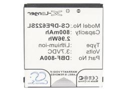 Cameron Sino 800mAh Battery for Doro PhoneEasy 520, 606, 621