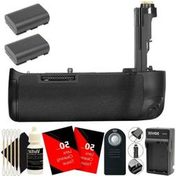 BG-E20 Replacement Battery Grip for Canon EOS 5D Mark IV w/