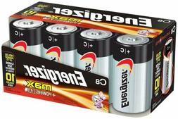 Energizer C Cell Batteries, Max Alkaline C Battery Size,