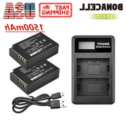 Canon LP-E17 Battery Or Charger for EOS 77D M6 M5 M3 T7i T6i