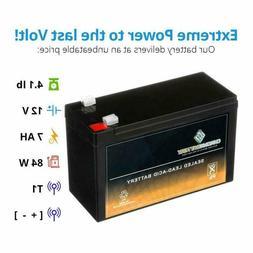 Chrome Battery 12V 7Ah Sealed Lead Acid Sla Battery For 570