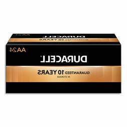 Duracell CopperTop Alkaline Batteries Technology AA - NEW FR