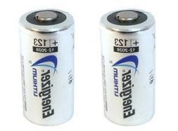 ENERGIZER CR123A CR123 CR 123 123A LITHIUM BATTERY X 2