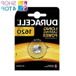DURACELL CR1620 LITHIUM BATTERIES 3V COIN CELL DL1620 EXP 20