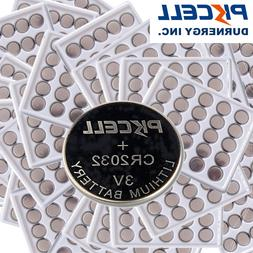 CR2032 3V Lithium Battery Button Cell Batteries DL2032 BR203