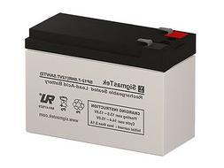 Crown Battery 12CE7.5-F2 Replacement By SigmasTek