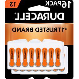 Duracell DA13B16ZM09 Button Cell Hearing Aid Battery #13 16/