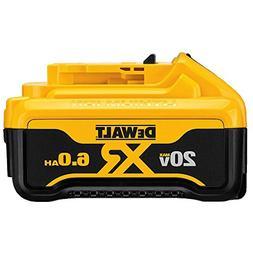 DeWALT DCB206 20-Volt 6.0-Ah MAX XR Durable Premium Lithium-