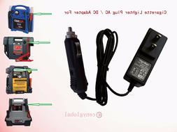 For Duracell DRJS10 A DRJS20 C jump starter Compressor 600 7
