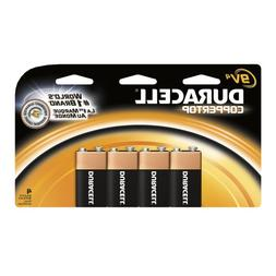 DURMN16RT4Z - CopperTop Alkaline Batteries with Duralock Pow