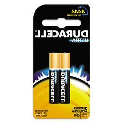DURMX2500B2PK - Ultra Photo AAAA Battery