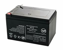 e-Zip 750 12V 12Ah Scooter Battery - This is an AJC Brand Re