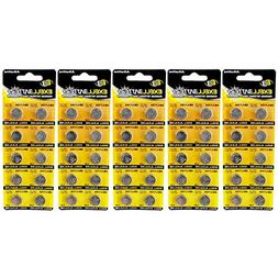 5pc 10pk Exell EB-L1154 Alkaline 1.5V Watch Battery Replaces