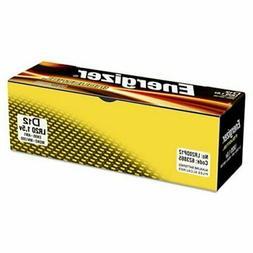 Energizer EN95 Industrial Alkaline Batteries- D- 12 Batterie