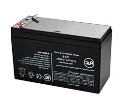 Enduring 6-FM-7 6-FM-7.5 12V 7Ah Sealed Lead Acid Battery -