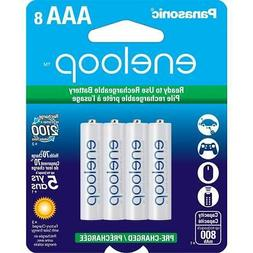 "Panasonic Eneloop ""AAA"" 800 mAh Rechargeable Ni-MH Battery"