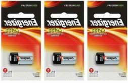 Energizer A544 6-Volt Photo Battery 3 Pack