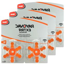 Rayovac Extra Advanced 13 Size Hearing aid batteries PR48 1.