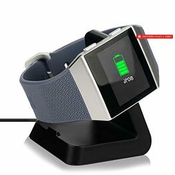 Fashioneey Compatible Fitbit Ionic Charger, Replacement Char