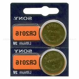 **FRESHLY NEW** 20x Energizer CR2016 Lithium Battery 3V Coin