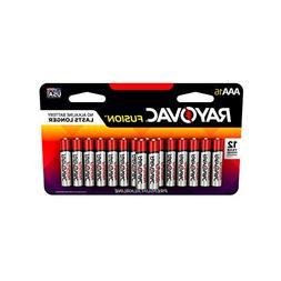 Fusion Performance Alkaline Batteries, AAA, 16/Pk
