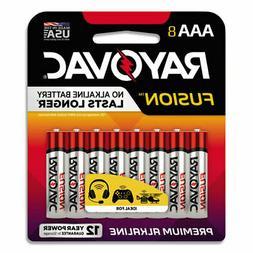 Rayovac General Purpose Battery - AAA - Alkaline - 8 Pack