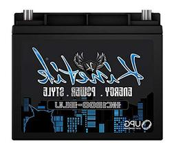 HC1200 BLU 12V 1200 Watt Audio Battery for Rockford Fosgate