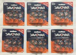 Rayovac Hearing Aid Batteries, Size 13 EXP 2020& 21