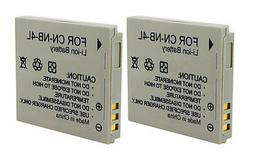 High Quality Generic Battery NB-4L 750mAh 3.7V Lithium Ion F