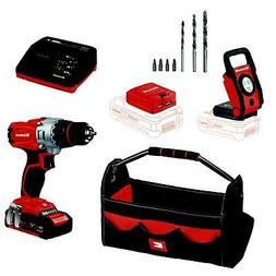 Home Improvement Garden Tools 18-Volt Power Cordless Drill W