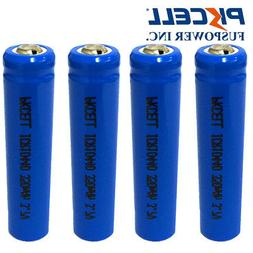 ICR10440 Lithium Li-ion Rechargeable Batteries 3.7v 350mAh A