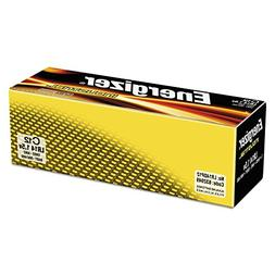Energizer Industrial C Alkaline Battery, 9 Volt, 12 batterie
