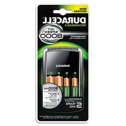 Duracell Ion Speed 8000 Battery Charger 1 Count