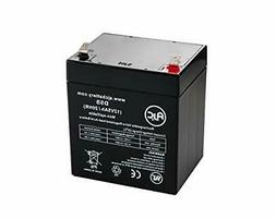 iZip Stealth TH-130 Replacement 12V 5Ah Scooter Battery - Th