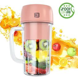Juicer Extractor Personal Size Blender for Smoothies&Health