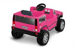 Kids Ride On Car Best Toy Cars 6V Battery Operated Pink For
