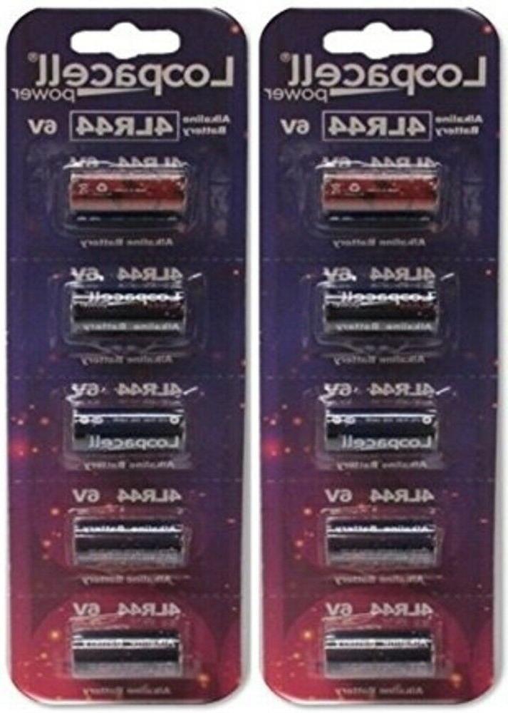 10 A544 4LR44 PX28A 476A GP476 K28L L1325 V28PX 6V Collar Ba