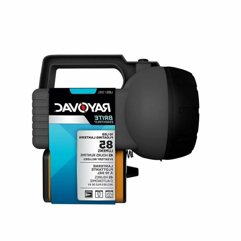 Rayovac 10 LED Lantern Floating Camping Light with Battery P