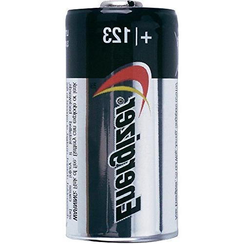 10 pcs CR123A Photo Batteries