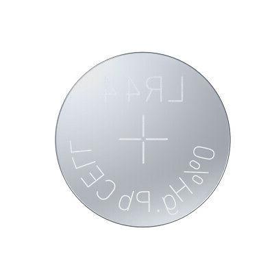 100Packs 1.5V AG13 SR44 SR44SW Button Battery