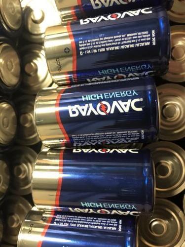 105 Cell Alkaline Batteries Bulk