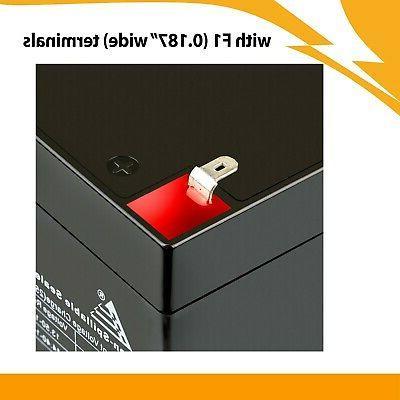 3pk: E125 E150 Replacement Battery