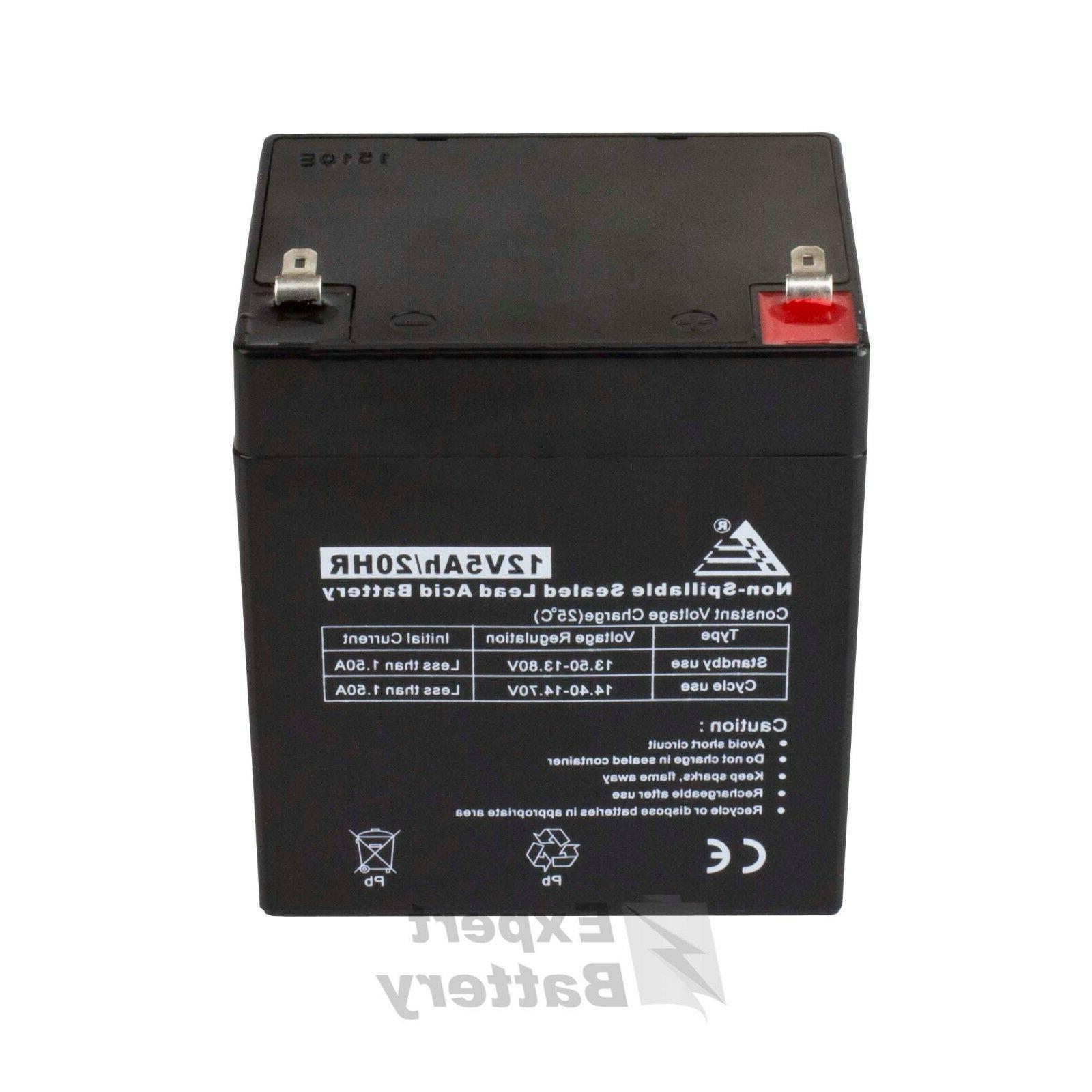 Razor Electric Battery 12V 5AH