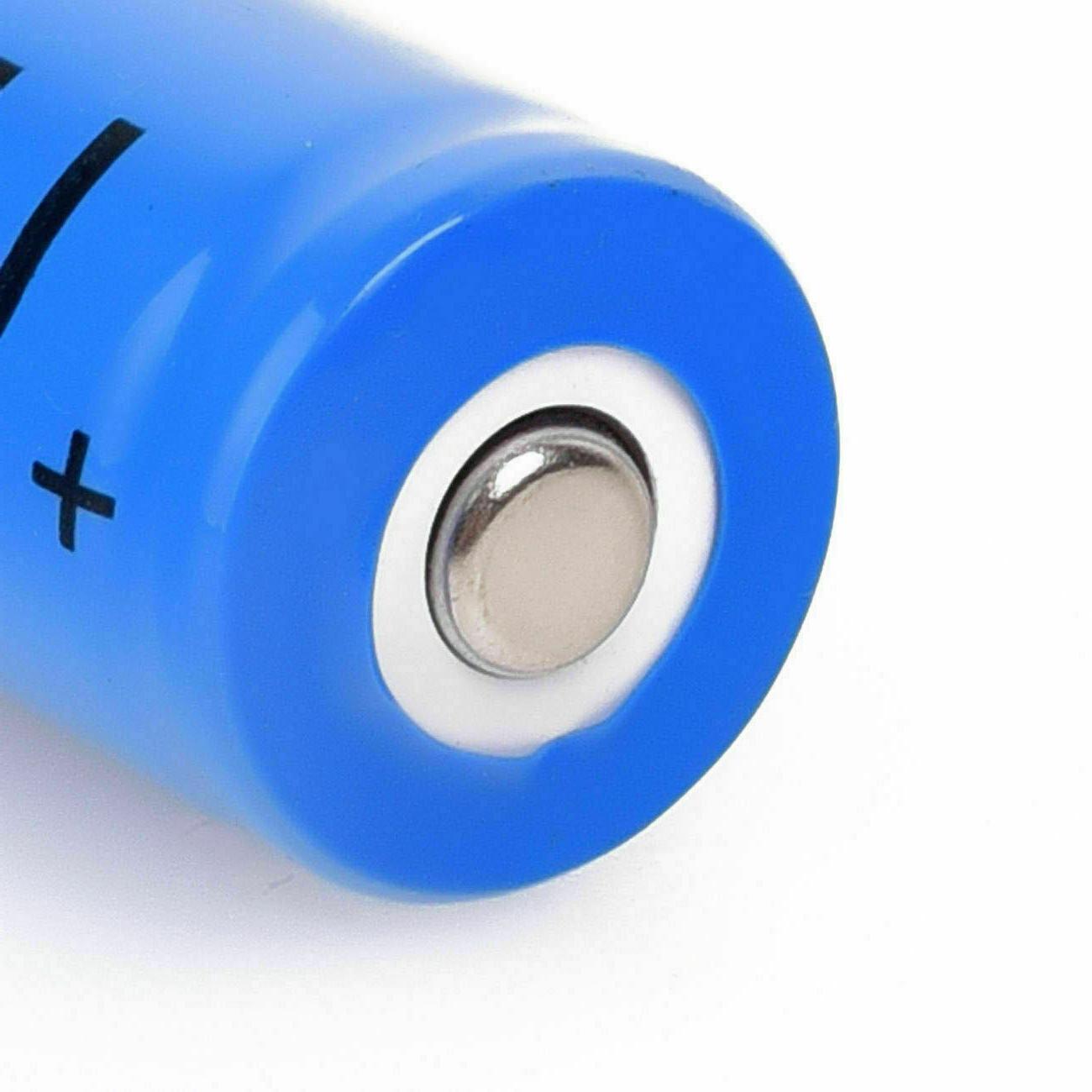 UltraFire 18650 Battery Li-ion 3.7V LED Flashlight