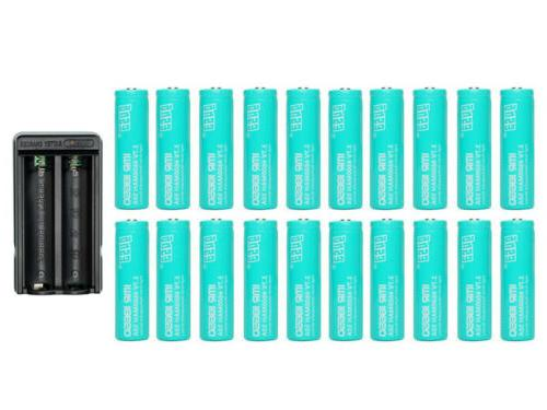 18650 G4S3 Li-ion Rechargeable For LED Flashlight Lot