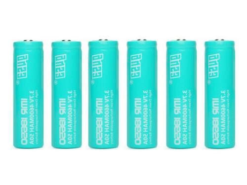 18650 Battery Li-ion Rechargeable LED Lot