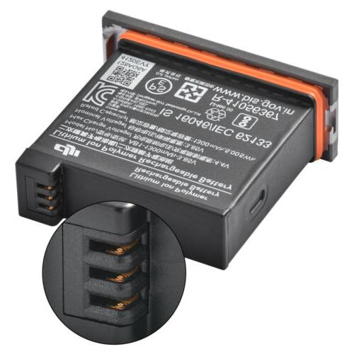 1pc/2pcs Battery With ACTION Sports Camera Accessories