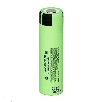 2 Panasonic Ion NCR18650PF 3.6V 2900mAh